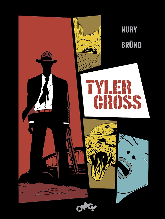 Tyler Cross 1 - Black Rock